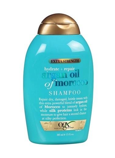 OGX Organix Argan Oil Of Morocco Şampuan 385 ml Renksiz